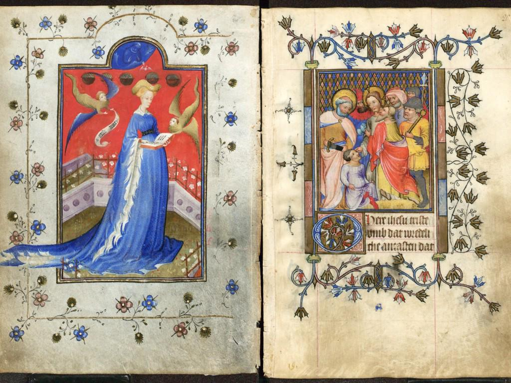 prayer book of Mary of Guelders